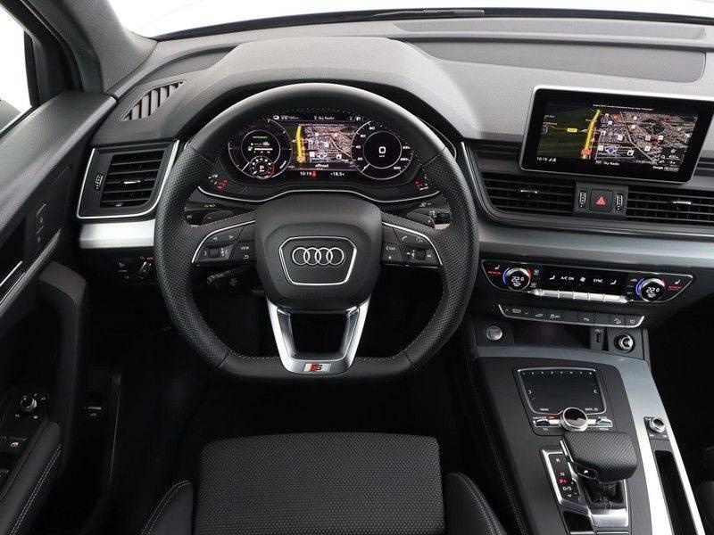 Audi Q5 50 TFSI e 299 pk quattro S edition | S-Line |Elektrisch verstelbare stoelen | Trekhaak wegklapbaar | Privacy Glass | Verwarmbare voorstoelen | Verlengde fabrieksgarantie afbeelding 3