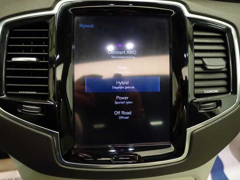 Volvo XC90 2.0 T8 Twin Engine 320pk R-Design uitv. Aut- 7 Pers, Pano, Leer, Camera, Head-up, Full! afbeelding 5