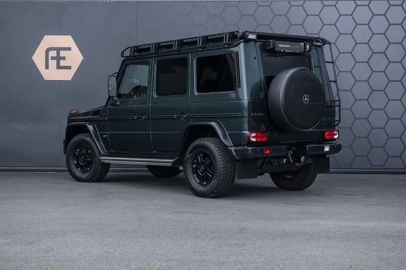 Mercedes-Benz G-Klasse 350 d Professional afbeelding 5