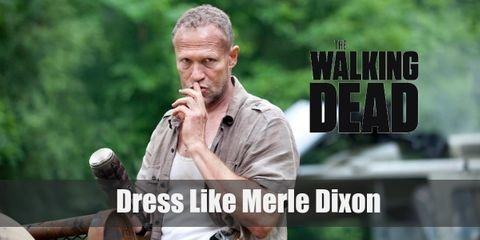 Merle Dixon isn't one for dressing up, so it's more than easy to dress like him. Here's everything you need to look like Merle Dixon