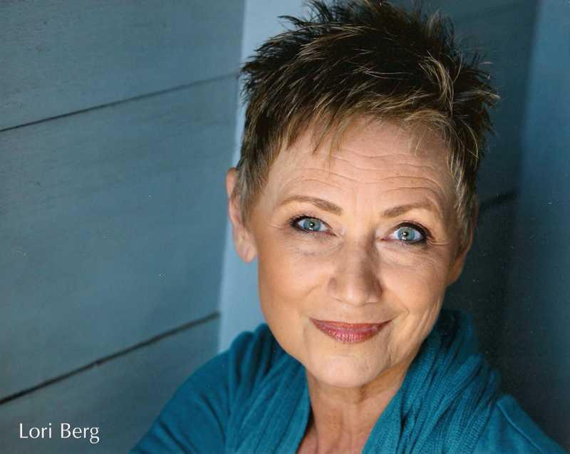 portrait of Lori Berg