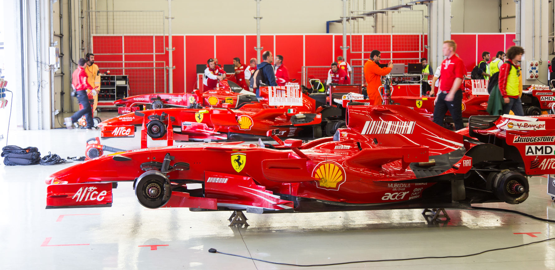 f1 supercharging our world