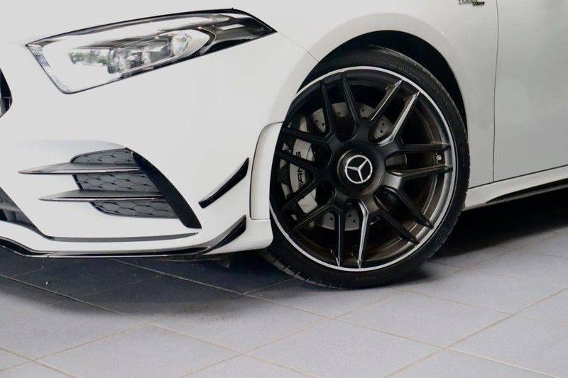 Mercedes-Benz A-Klasse A35 AMG 4MATIC Pano Aerodynamic WIDEScreen Pano Aerodynamic WIDEScreen afbeelding 3