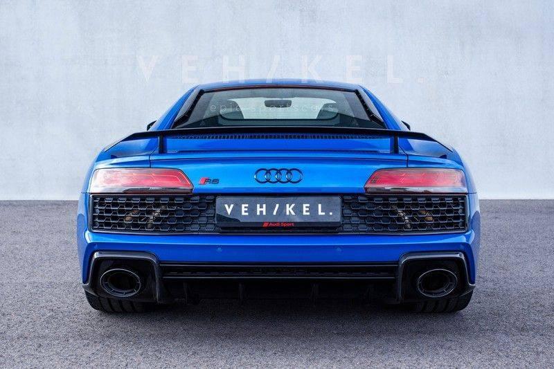Audi R8 5.2 performance quattro // Ara Blue afbeelding 3