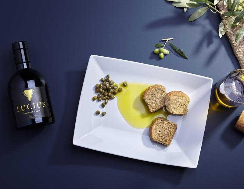 Huile d'olive extra vierge à faible acidité - 1L