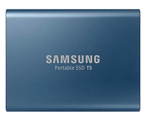 Samsung T5 SSD Hard Drive