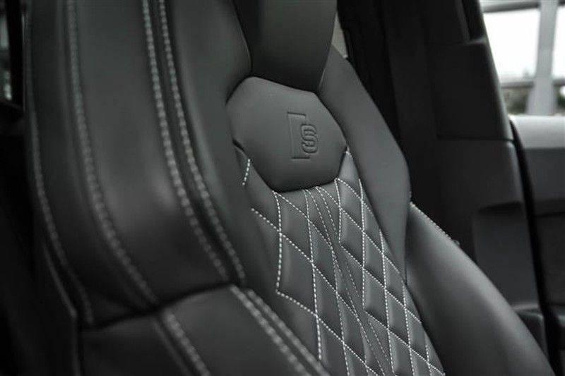Audi Q8 55 TFSI S-LINE+23INCH+PANO.DAK+360CAM+BLACKLOOK afbeelding 25