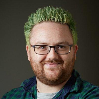 Headshot of Mike