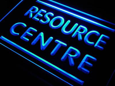 Resource+Centre+Neon+Light+Sign
