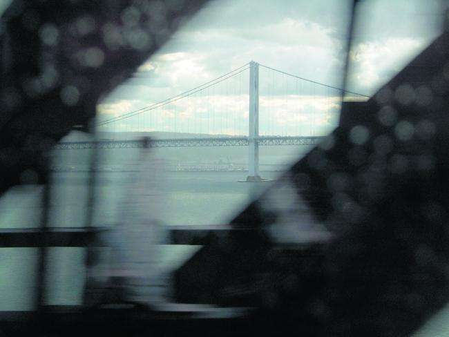 Is this the Forth Bridge ghost?