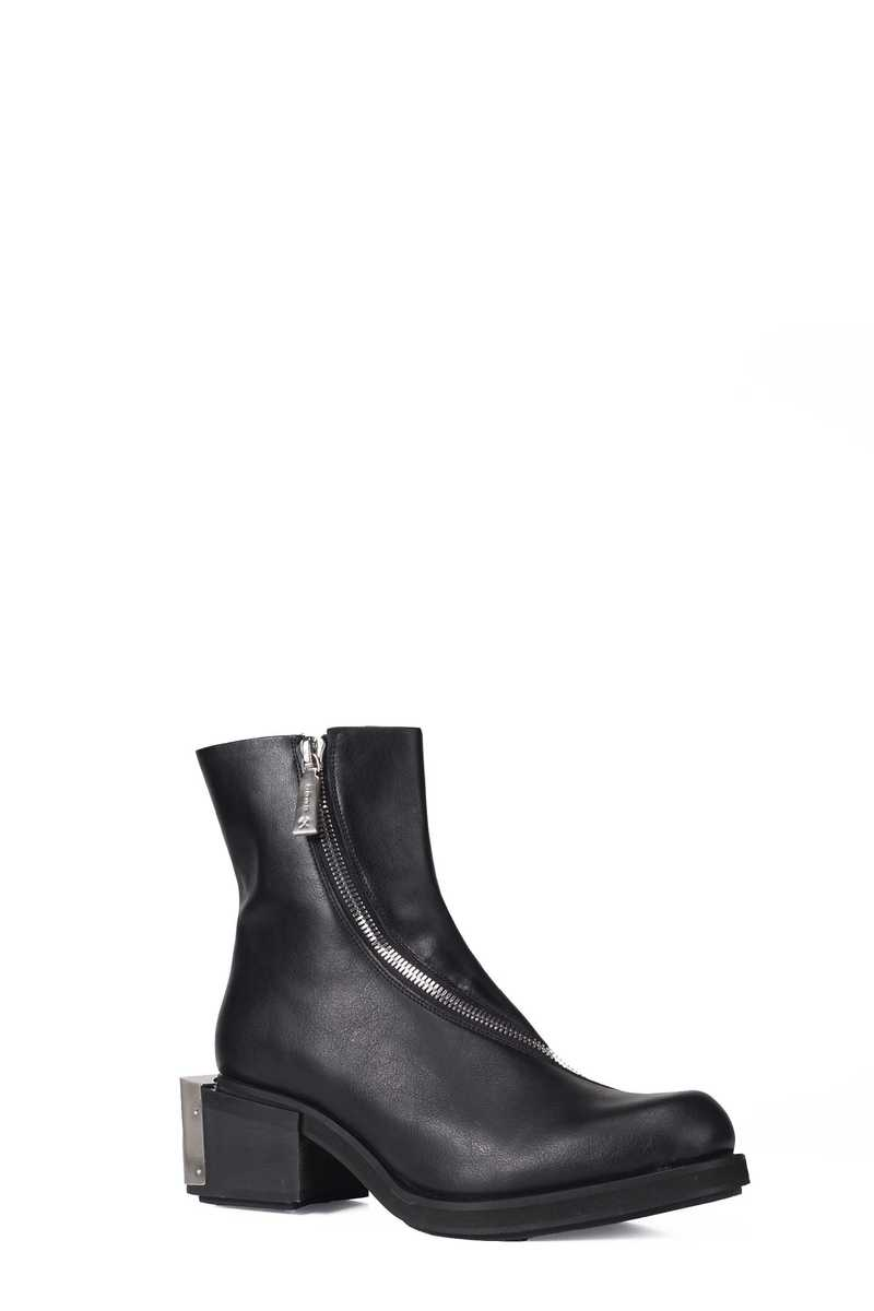 Ankle boot black pleather GmbH AW21 - 2