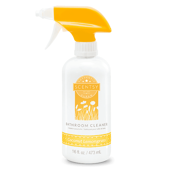 Picture of Coconut Lemongrass Bathroom Cleaner