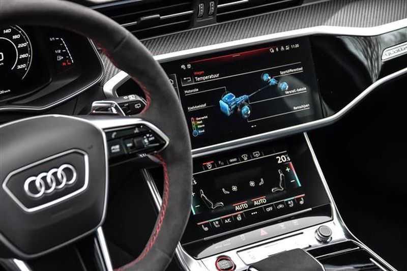 Audi RS6 DYNAMIC PLUS+DESIGNPAKKET+SP.ONDERSTEL NP.238K afbeelding 23