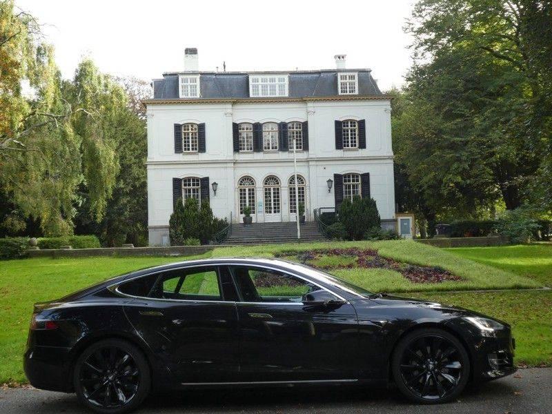 Tesla Model S 75D Base, Prijs is !! EX BTW !! afbeelding 22
