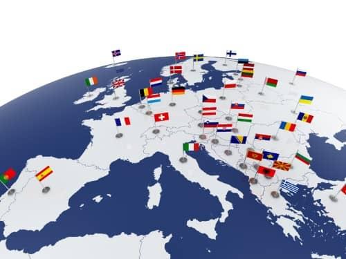 International Address Validation Countries Globe