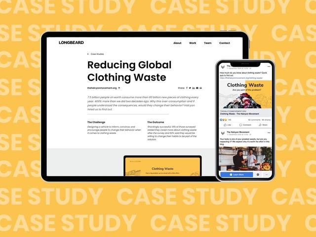 Reducing Global Clothing Waste
