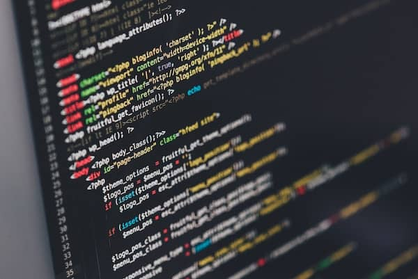 Snippet of PHP and HTML code