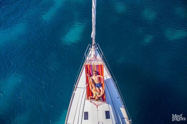 Enjoying Land and Sea Whilst Sailing Croatia