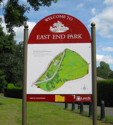 East End Park Leeds