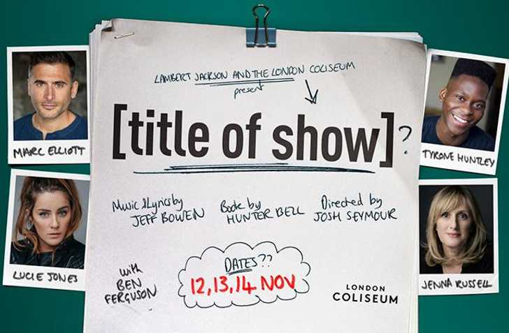 [title of show] - A Virtual Production