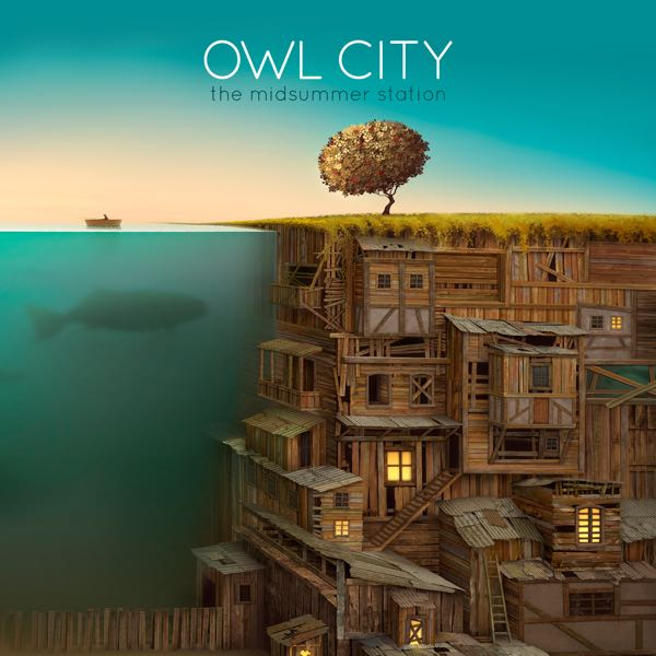 album art for The Midsummer Station by Owl City