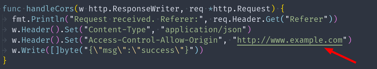 Enable CORS with the Access-Control-Allow_origin header