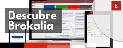 Descubre la startup de fintech Brokalia