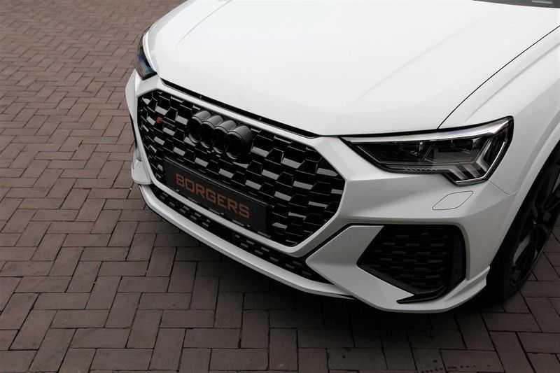 Audi RS Q3 Sportback 400PK PANO.DAK+CARBON+MATRIX+21INCH afbeelding 11