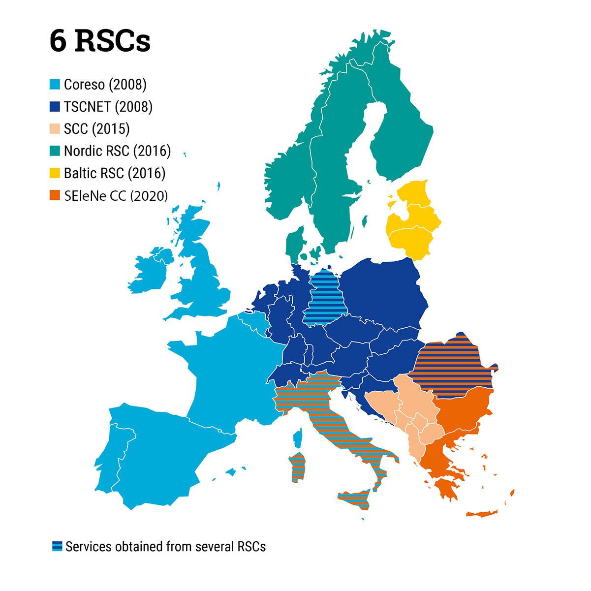 RSC Map
