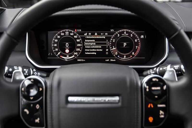 Land Rover Range Rover P400 3.0-V6 AUTOBIOGRAPHY BLACK PACK NP.193K afbeelding 5
