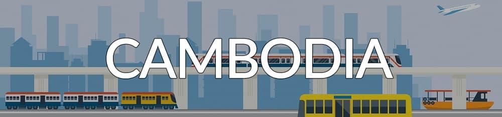 Transportation Cambodia banner