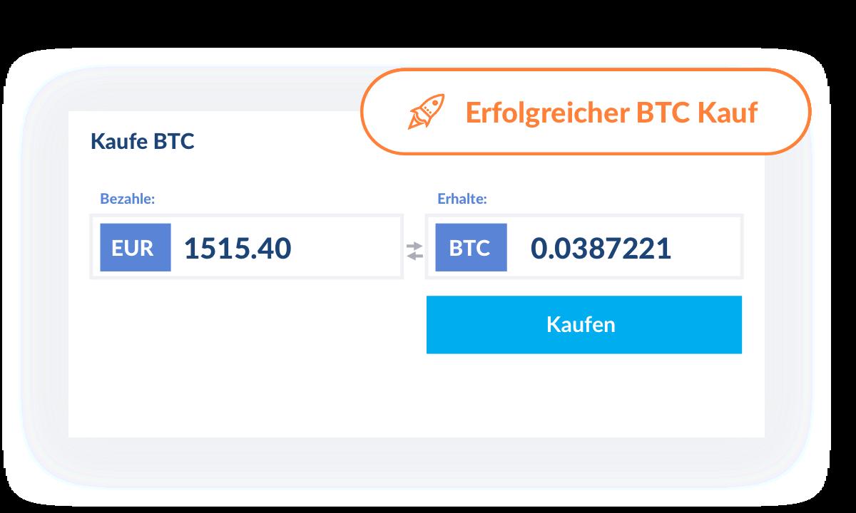 Kauf und Verkauf von Kryptowährungen mit bank konto
