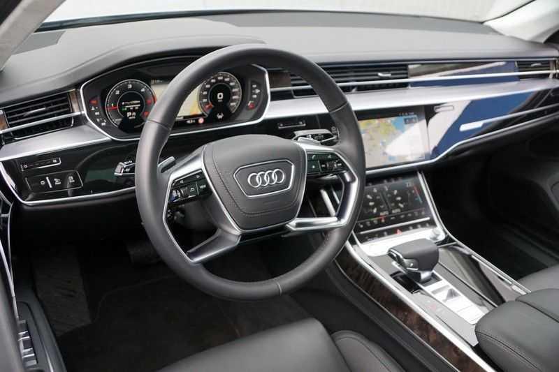 Audi A8 50 TDI quattro Pro Line Plus / B&O / ACC / Side & Lane Assist / Head-Up / Nieuwpr: 168.000,- afbeelding 3