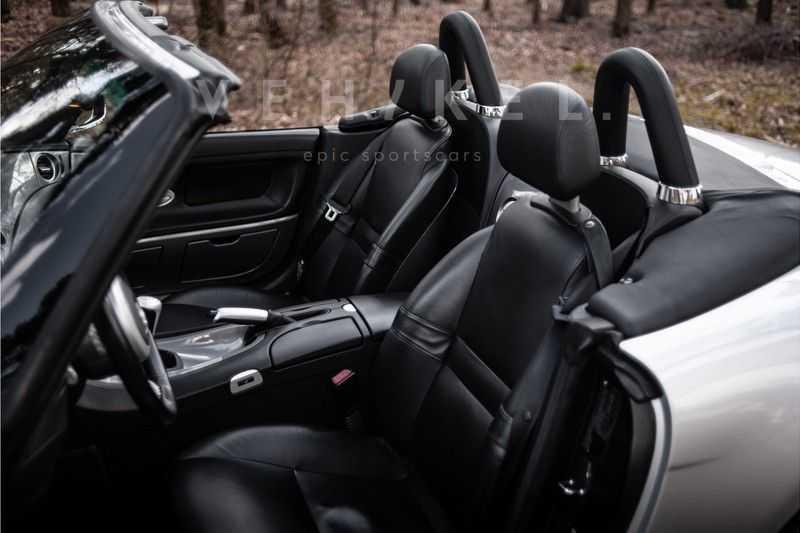 BMW Z8 5.0 // Hardtop // Titansilber afbeelding 25