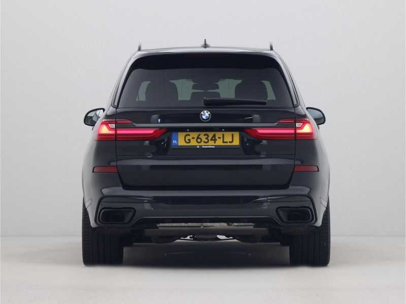BMW X7 xDrive 40i High Executive M-Sport afbeelding 14