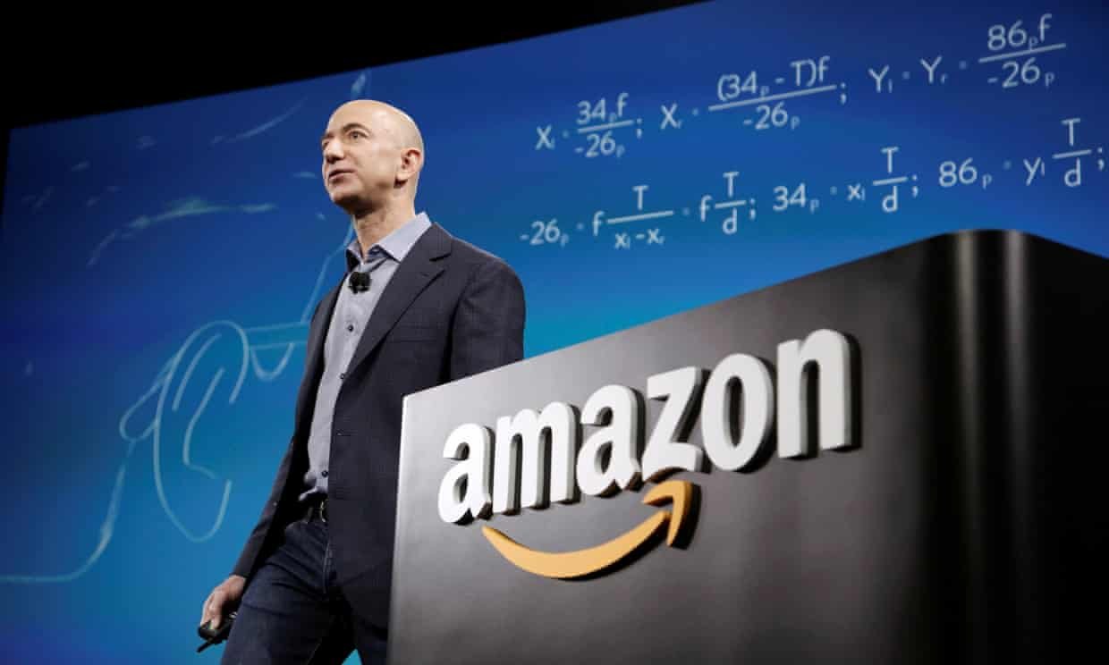 Policymakers need to fight Amazon and corporate concentration