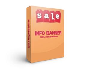 Info Banner