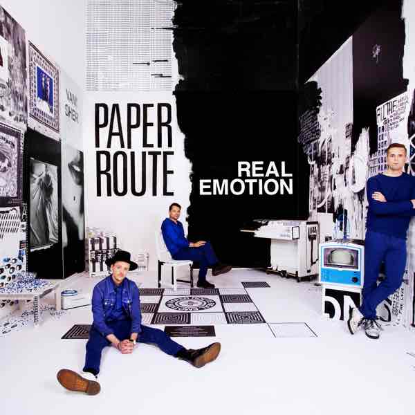 album art for Real Emotion by Paper Route