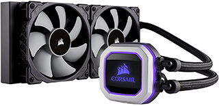 Corsair Hydro Series H100i Pro