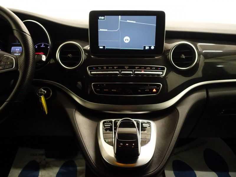 Mercedes-Benz V-Klasse 220 CDI Lang Dubbel Cabine 5/6 Pers Amg Style Autom- Navi, Camera, Xenon afbeelding 16
