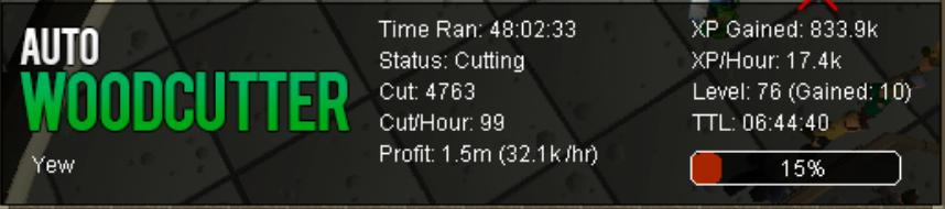 48 Hour Progress Report