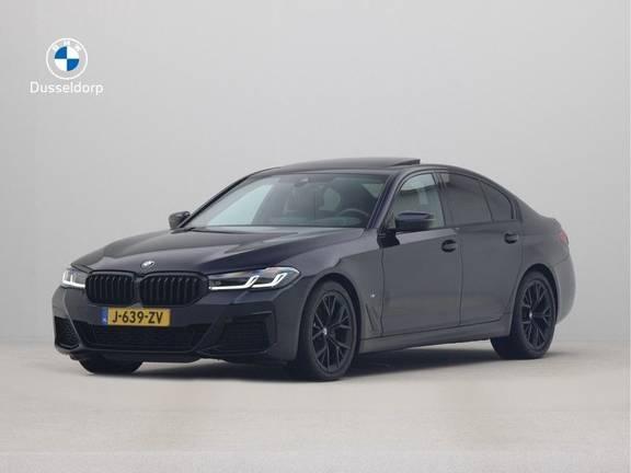 BMW 5 Serie Sedan 520i High Executive M-Sport Automaat