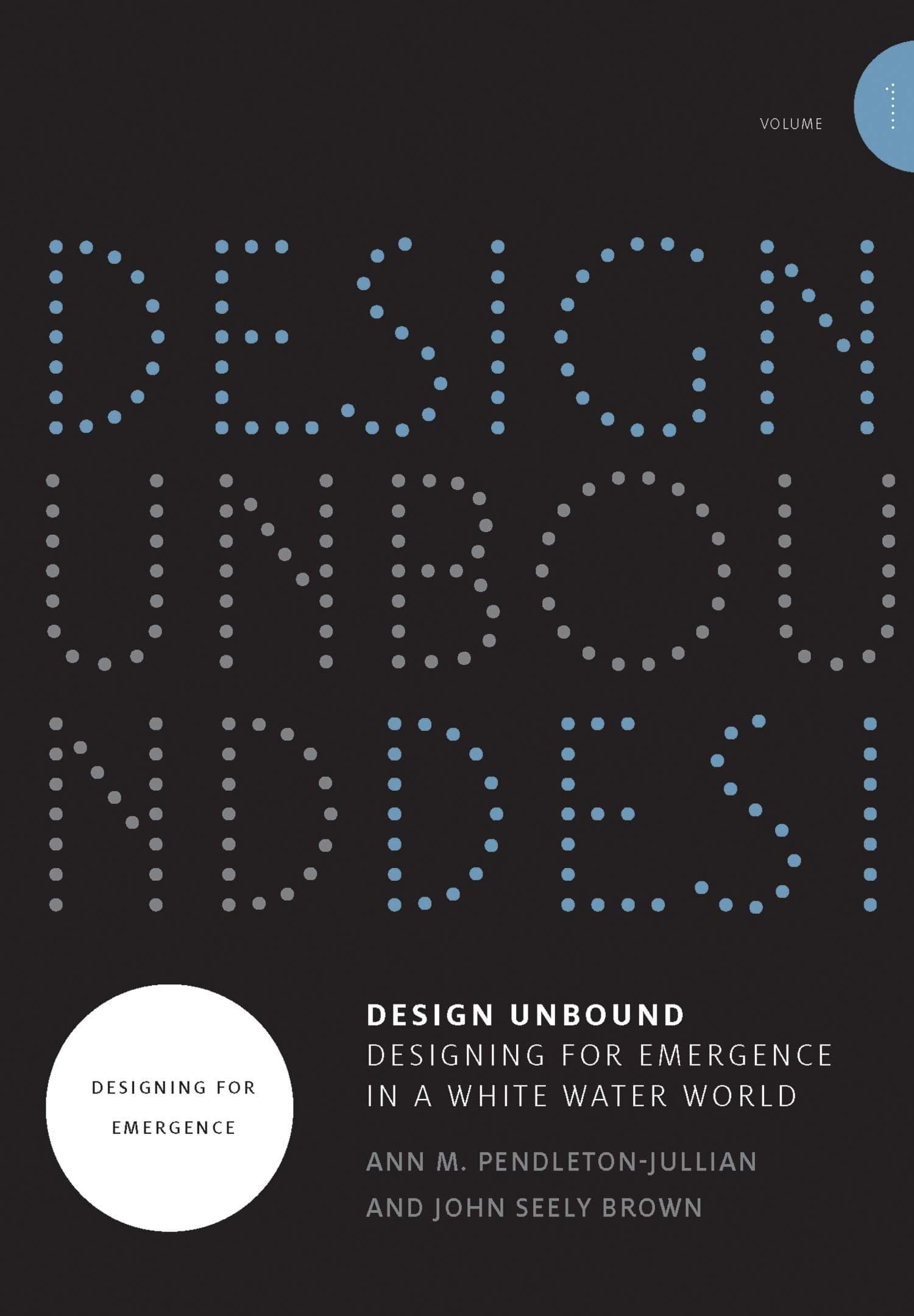 The cover of Design Unbound