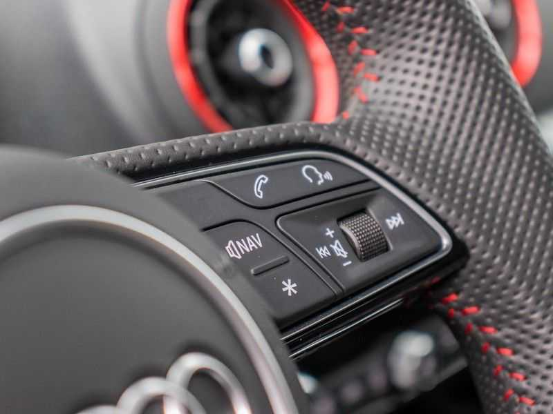Audi A3 cabriolet 2.0 TFSI S3 quattro | B&O Sound | Adapt.Cruise | Dynamic RED | Stoelverwarming | LED | Climate-control | afbeelding 18