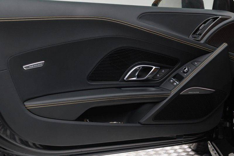 "Audi R8 Exclusive 5.2 FSI V10 Plus 610pk Quattro Volleder+Memory Carbon-Int+Ext MagneticRide VirtualCockpit B&O Keramisch Keyless Navi/MMI 20"" Camera Pdc afbeelding 17"
