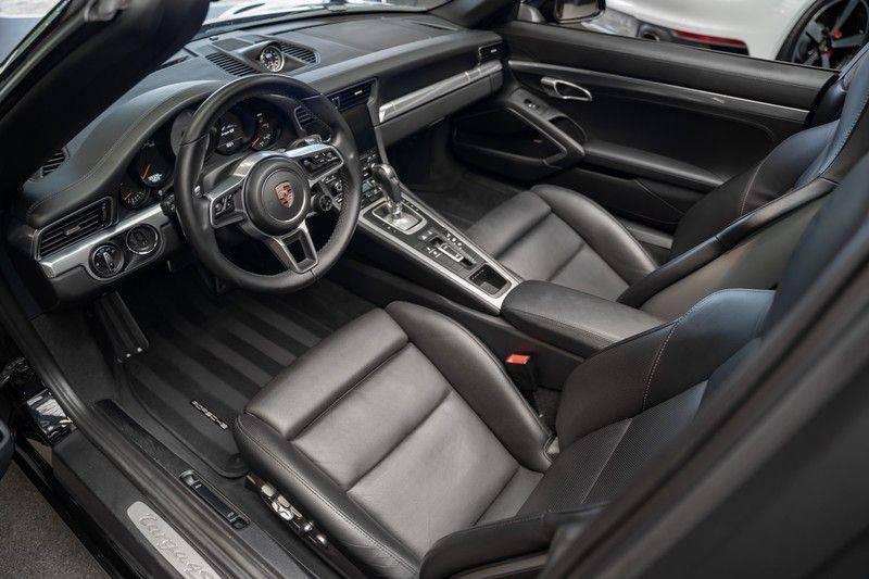 Porsche 911 3.0 Targa 4S Bose Stoelventilatie Sportuitlaat Sportchrono afbeelding 7