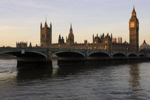UK household removals Big Ben image