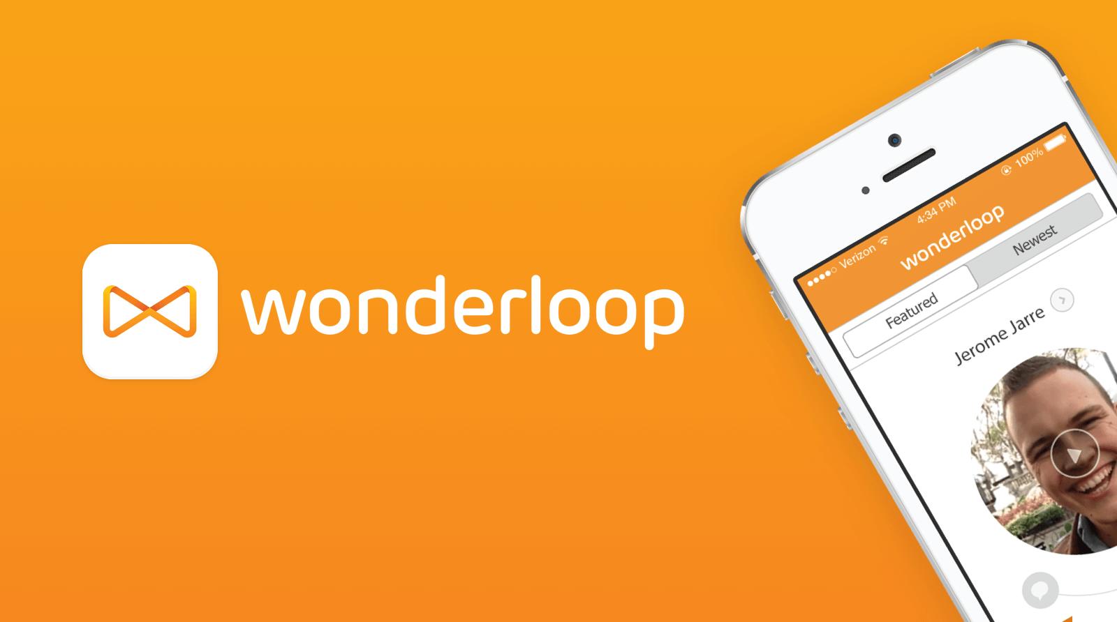 Wonderloop Video Profile App