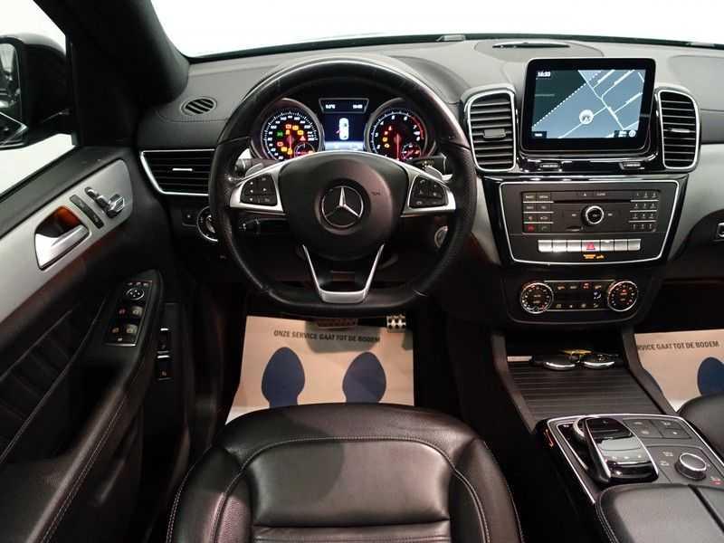 Mercedes-Benz GLE 43 AMG Coupe 4MATIC 368pk Aut- Black Series Panodak, Leer, 360 Camera, afbeelding 4