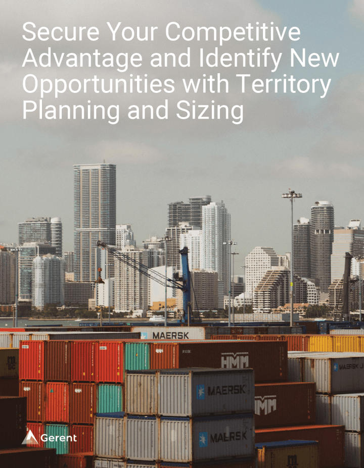 Secure Your Competitive Advantage and Identify New Opportunities with Territory Planning and Sizing Cover